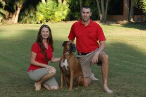 Pete And Lora Rials, Owners Of Fire Ant Control